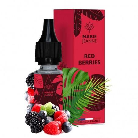 e liquide cbd red berries marie jeanne