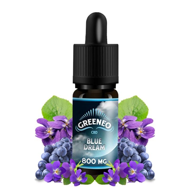 e-liquide blue dream cbd greeneo