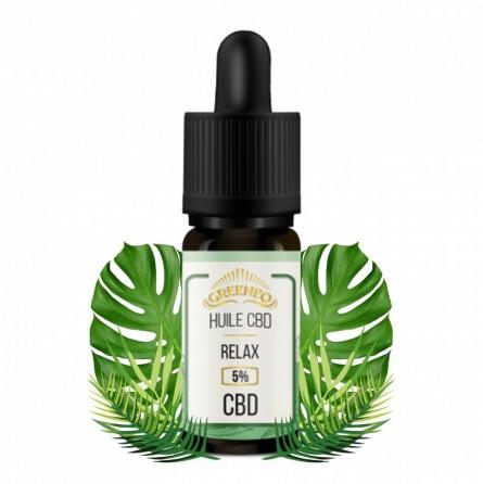 huile de cbd relax greeneo
