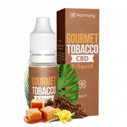 e liquide cbd gourmet tobacco harmony