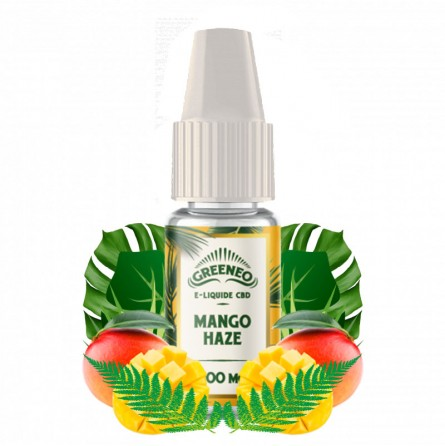 e liquide mango haze greeneo