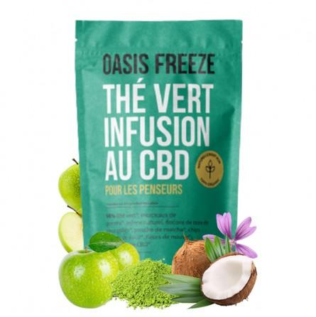 thé cbd oasis freeze
