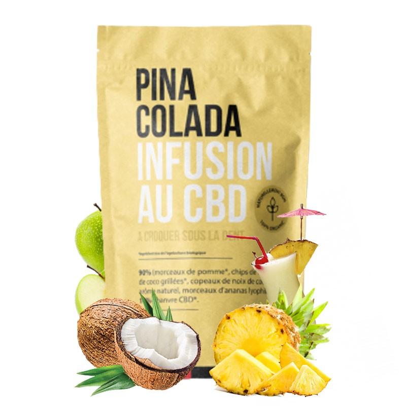 infusion cbd pina colada