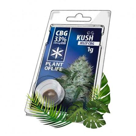 OG Kush Jelly CBG 33%